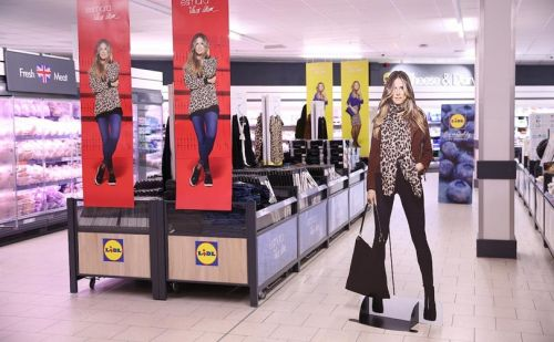 Q&A: Heidi Klum discusses her debut Lidl collection