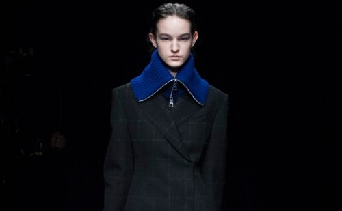 Hugo Boss presents final Jason Wu collection at New York Fashion Week