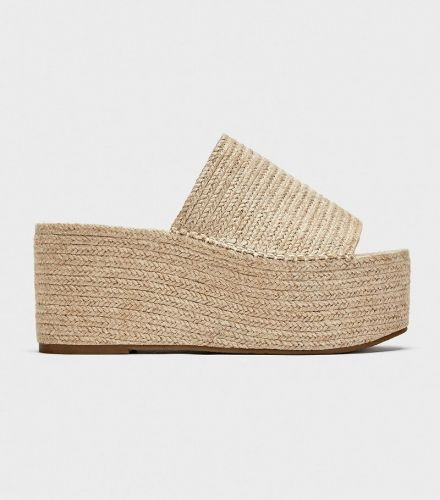 Platform Enthusiasts, These Sandals Are for You