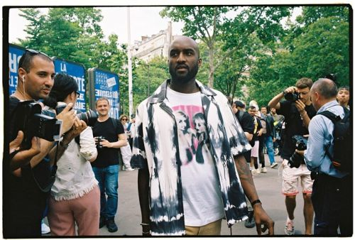 A Virgil Abloh exhibition is coming to Paris next year