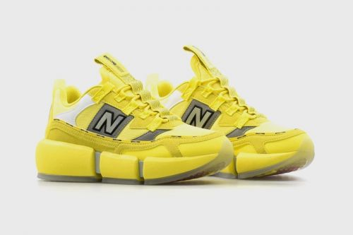 Jaden Smith's New Balance Vision Racer to Release in Hi-Vis Yellow