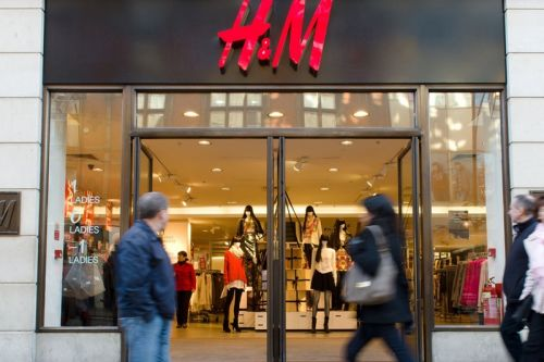 H&M's Unworn Clothes Are Being Used for Energy at a Power Plant