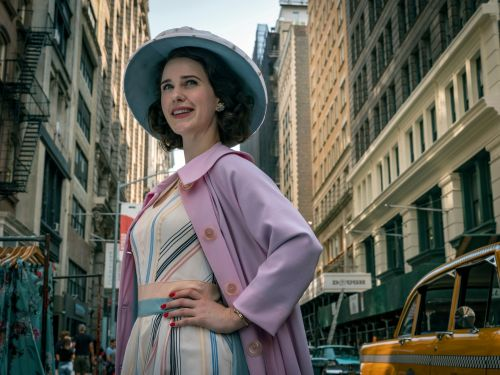 'Marvelous Mrs. Maisel' star Rachel Brosnahan dishes on Season 3