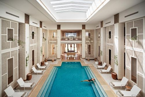 Spa of The Week: Fairmont Marrakech