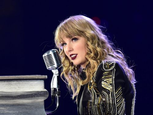 The ACLU Raises Concerns Over Taylor Swift's Facial Recognition Concert Surveillance