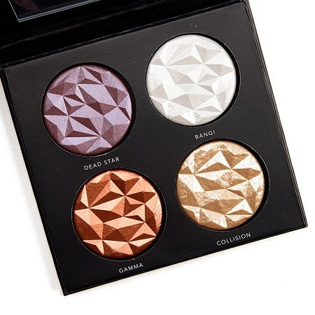 Linda Hallberg Cosmetics Metallic Mysteries Eyeshadow Quad