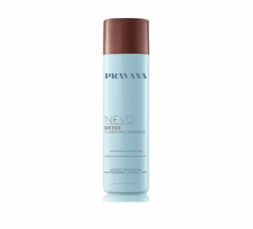 Detox Hair for the New Year with Pravana