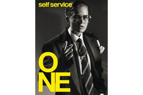 Take a First Look at the Star-Studded 47th Issue of Self Service