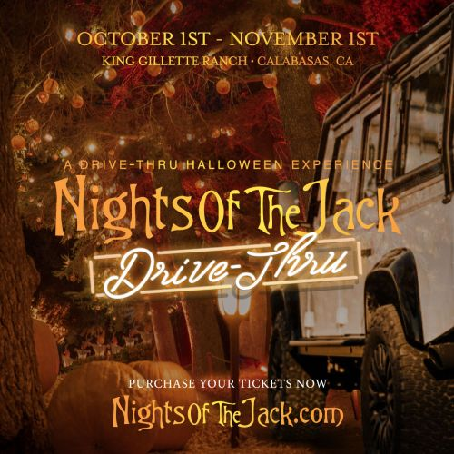 'Nights of the Jack' Gets a Contactless Makeover With New Drive-Thru Experience