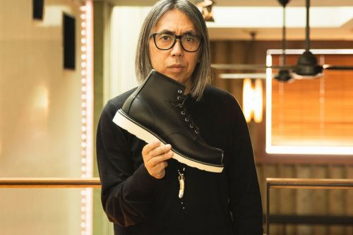 Hiroshi Fujiwara on fragment design x Red Wing and His Collaborative Design Process