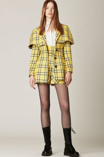 What to Wear This Fall: 'Clueless' Yellow Plaid is Trending