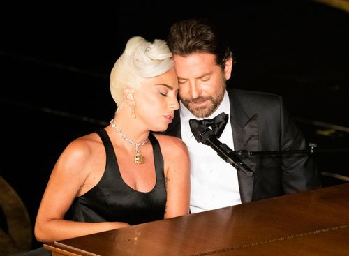 Lady Gaga and Bradley Cooper's Oscar Performance Got REAL Intimate