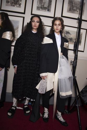Simone Rocha: Ready-to-wear AW20