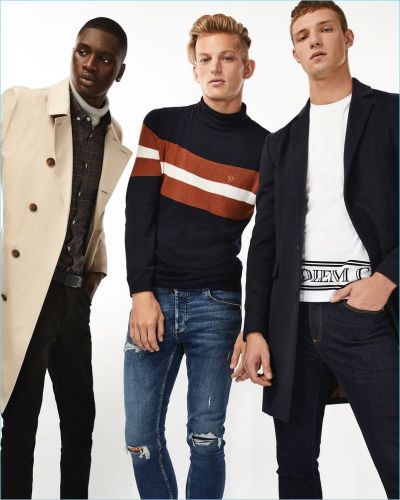 River Island Shows How to Wear 3 Fall Style Staples
