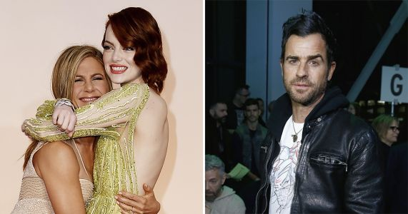 Sorry, Jennifer Aniston! Justin Theroux Is Moving in With Emma Stone