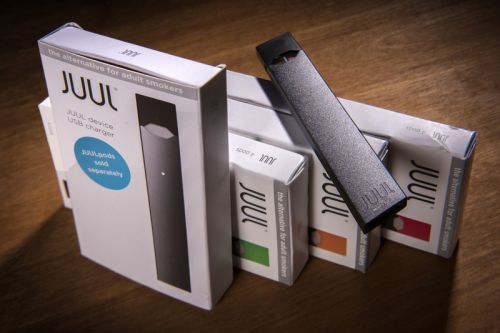 JUUL Suspends Flavored Pods Sale & Deletes Social Media Accounts