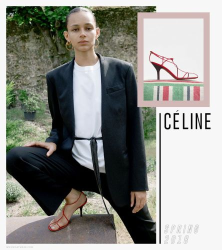 Our Big, Beautiful Guide to the Strappy Heel Trend