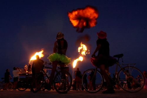 Burning Man founder wants 'Instagram culture' snuffed out