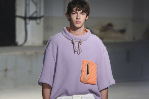 Acne Studios Goes Heavy on Pastels for Spring/Summer 2019
