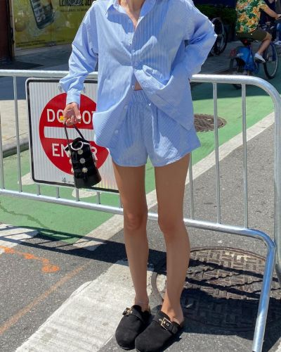 Live From New York, It's the Coolest Outfits of the Summer