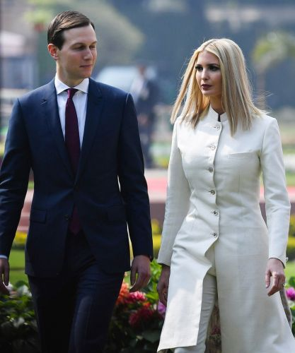 Jared & Ivanka's House Has 6 Bathrooms - Their Secret Service Detail Wasn't Allowed To Use Any Of Them