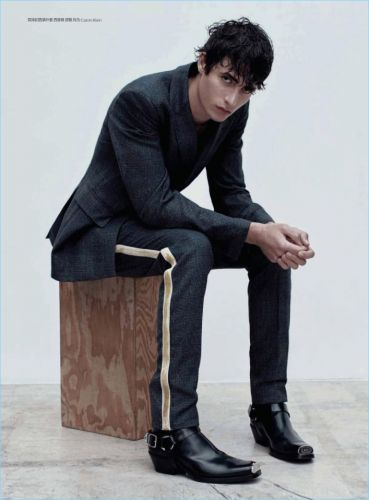 New Generation: Oscar Kindelan, Chun Soot & Marc Soulez for GQ China