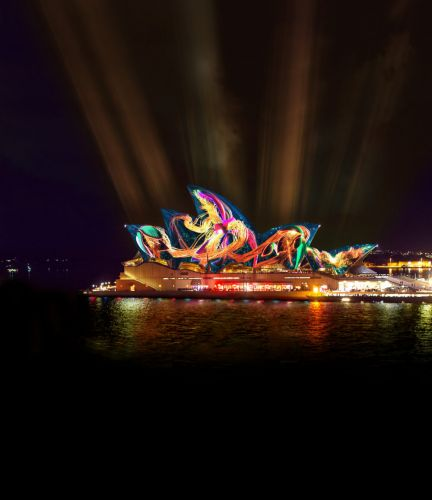 SIX HIGHLIGHTS TO LOOK OUT FOR AT VIVID SYDNEY 2019
