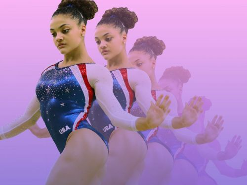 Laurie Hernandez's Incredible Power Comes From Her Parents