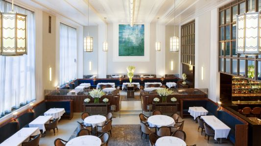 The Newly Renovated Eleven Madison Park