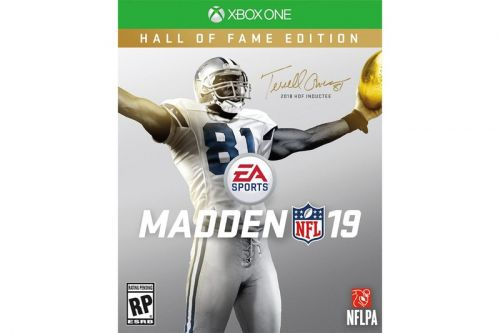 Terrell Owens Covers 'Madden NFL 19' Hall of Fame Edition