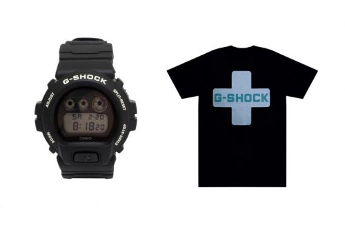 Places+Faces and G-Shock Team Up For Celebratory Watch Collaboration