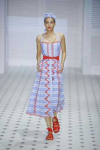 Temperley London Spring 2018: London Fashion Week