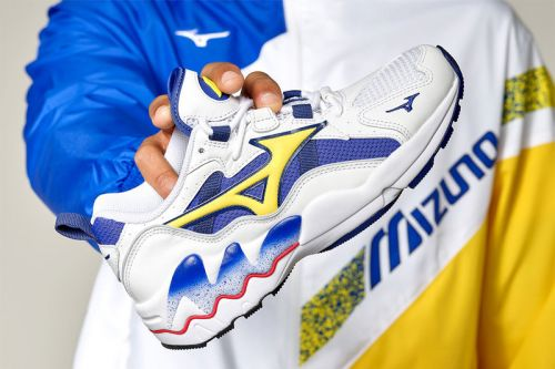 """Mizuno's Wave Rider 1 Returns in OG """"Royal Blue/Safety Yellow"""""""