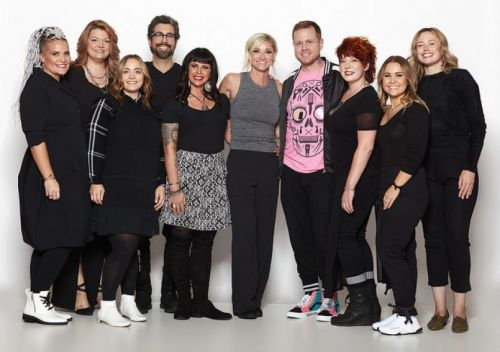 Aveda Announces North America Artistic Team