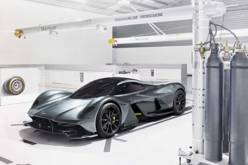 Aston Martin Valkyrie to Get a Sibling as Fast as a Formula 1 Car