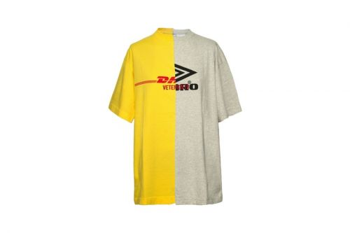 Vetements' DHL Capsule Collection Set to Release Exclusively at JOYCE