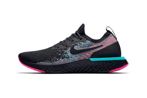 """Nike Gives the Epic React Flyknit a """"South Beach"""" Makeover"""