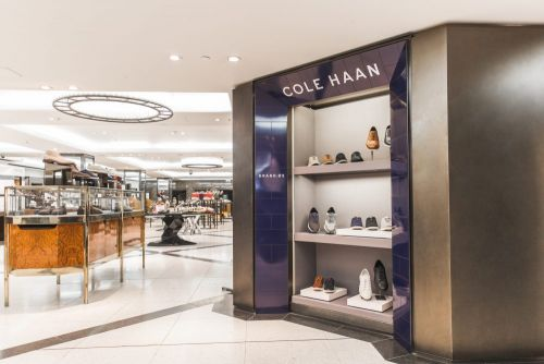 Invention and Reinvention at Harrods: Cole Haan Opens Retail Space