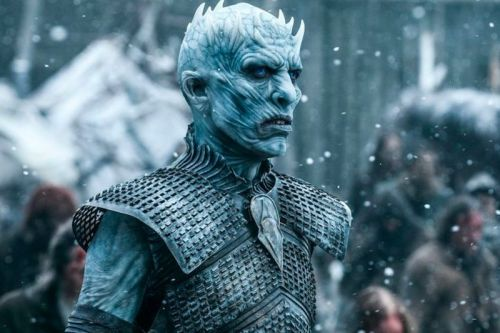 'Game of Thrones' Writer Unveils Mystery Behind White Walkers' Symbol