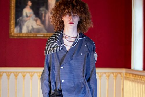 15th- and 16th-Century Dress Inspires Kiko Kostadinov's SS21 Collection