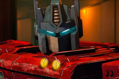 Nickelodeon and Hasbro Join for a New Animated 'Transformers' Action-Comedy Series