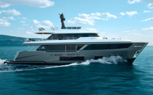 Custom Line Navetta 30 World Premiere Set For Cannes Yachting Festival