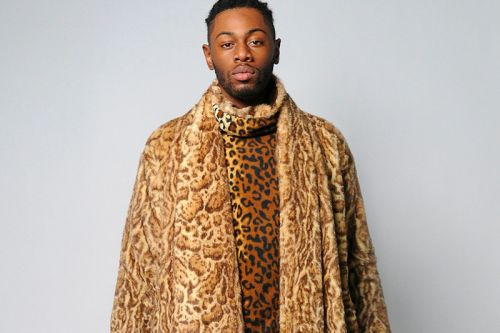 Monitaly Indulges in Leopard Prints and Layering for FW18