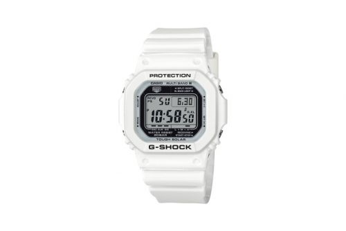 """G-SHOCK Drops """"Marin White"""" Watches for Spring/Summer 2018"""
