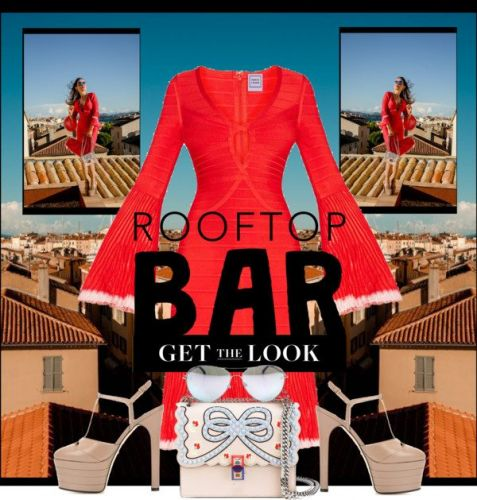 My Look: Rooftop Bar