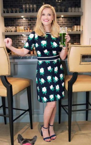 Celebrity Style Files: Reese Witherspoon