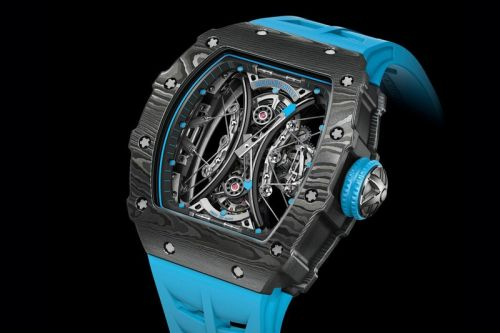 Richard Mille RM 53-01 Is Latest Tourbillion with Cable Suspension