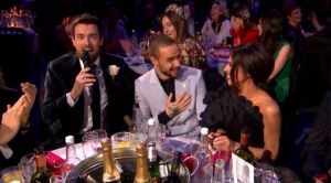Twitter Can't Get Over This 'Awkward' Moment With Cheryl And Liam At The BRITs