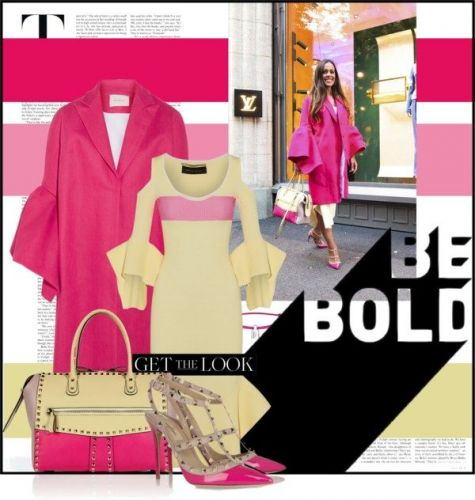 My Look: Be Bold