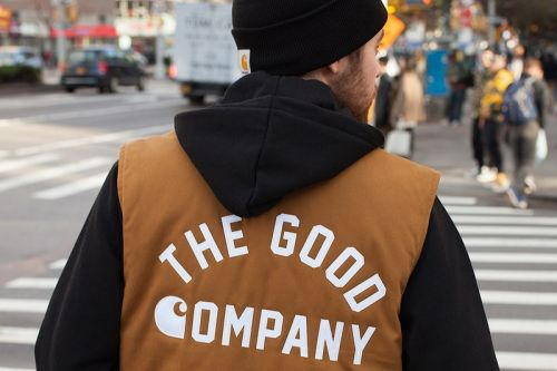 Carhartt WIP Collaborates with The Good Company for Its Five-Year Anniversary